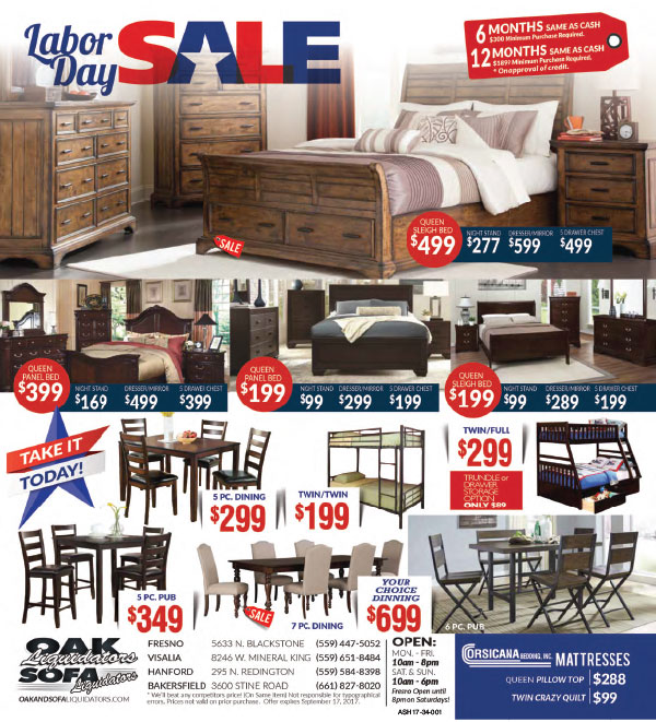 Labor Day Furniture Sales Ashley Furniture Weekly Ad August 22 U2013 August 28 Labor Day Sale