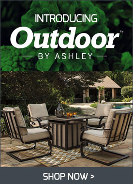 Outdoor By Ashley Furniture Available Now in Fresno, CA